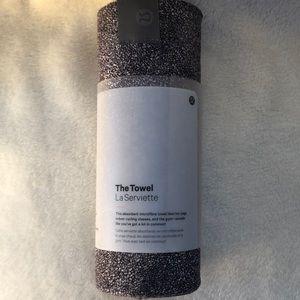 NWT Lululemon big towel